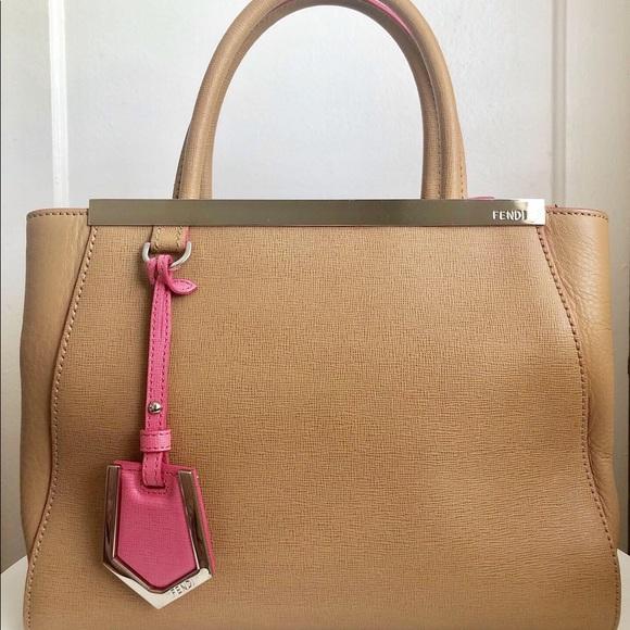 Fendi Handbags - FENDI Petite 2Jours Handbag -Price DROP for party